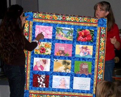 Penny Love Quilt